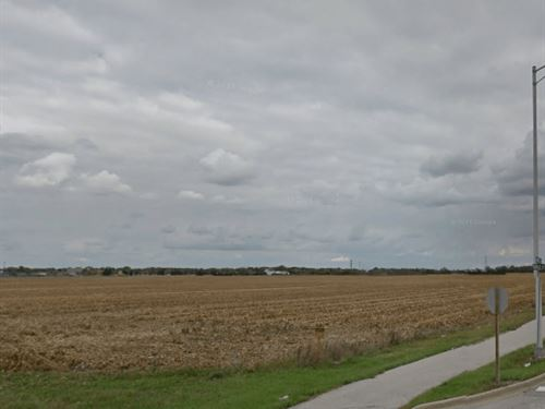 Residential 1.7 Acre Lot For Sale : Minooka : Grundy County : Illinois