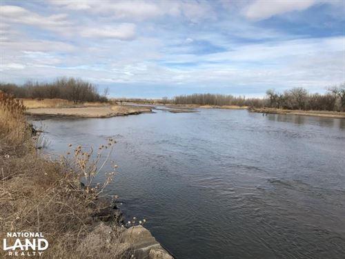 Dawson County Platte River Frontage : Lexington : Dawson County : Nebraska