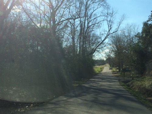 Nice Lot Great Location Tylertown : Tylertown : Walthall County : Mississippi