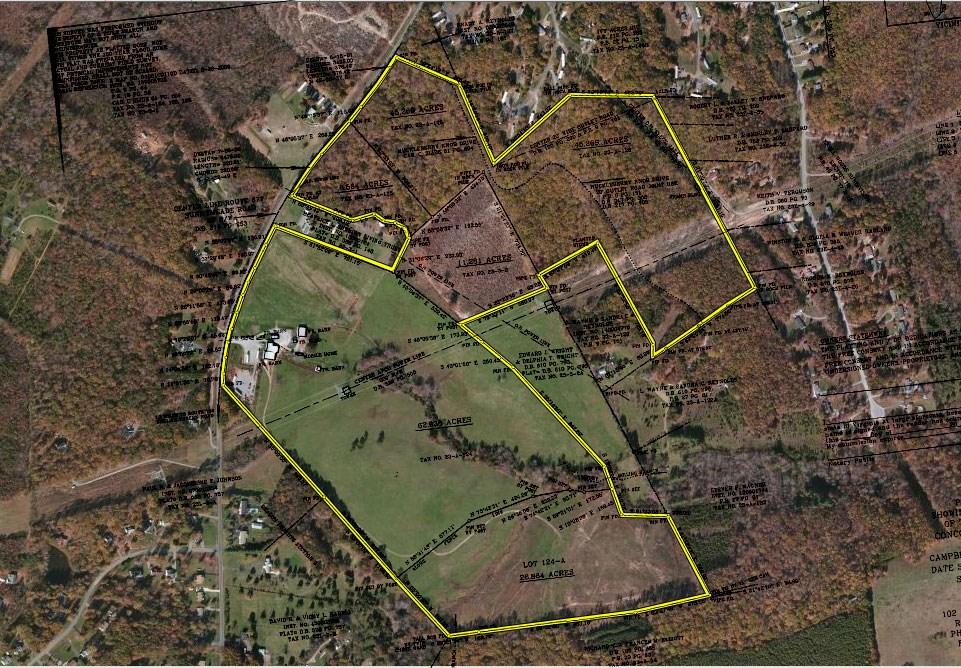 153 Acre Farm Near Lynchburg Va Land For Sale Rustburg