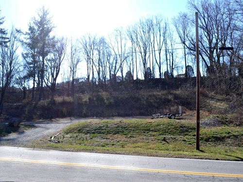 Commercial Lot .707 Acres, Roanoke : Roanoke County : Virginia