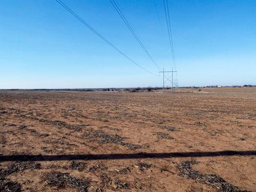 3/23/17 Auction 132.81 Acres Crop : Garber : Garfield County : Oklahoma