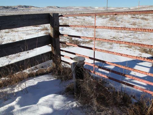 Murphy Ranch For Sale : Mitchell : Sioux County : Nebraska