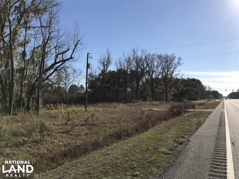 Gardens Corner Hwy 17 Multi Use : Yemassee : Beaufort County : South Carolina