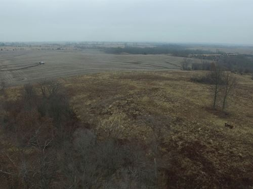 80 Acres Hwy Dd : Browning : Sullivan County : Missouri