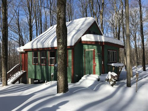 Camp Knotty Pine : Florence : Oneida County : New York