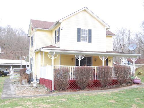Swisher Ridge Rd - 47 Acres : Bidwell : Gallia County : Ohio