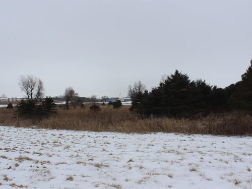 Large Buildable Parcel For Comm. : Bristol : Dane County : Wisconsin