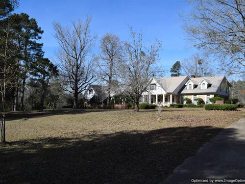 Beautiful Country Home : Hermanville : Copiah County : Mississippi