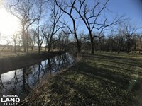 Jenkins Creek Ranch : Sarcoxie : Jasper County : Missouri