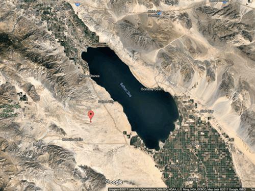 10.22 Acres In Salton City, CA : Salton City : Imperial County : California