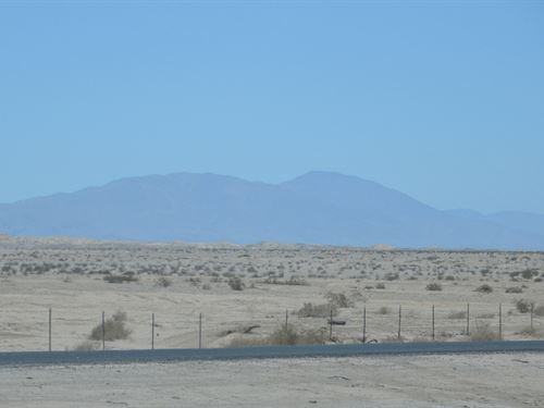 5.11 Acres In Westmorland, Ca : Westmorland : Imperial County : California