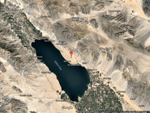 5.02 Acres In Niland, CA : Niland : Imperial County : California