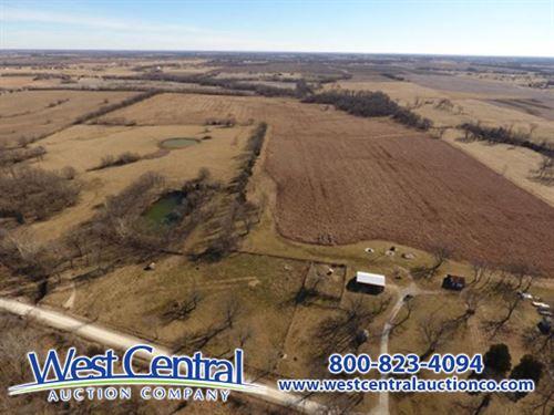 123+/- Acres Randol Trust : Garden City : Cass County : Missouri