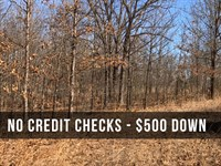 5.6 Acres With Power And Road : Edwards : Camden County : Missouri