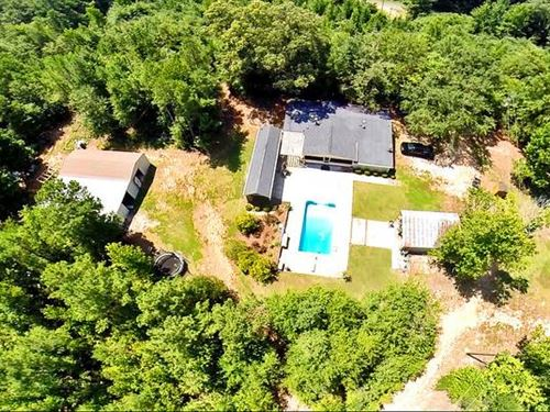 Hunting Property With House / Pool : Ideal : Macon County : Georgia
