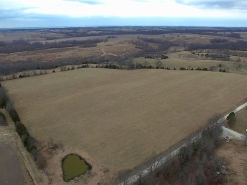 80 Acres Horseshoe Ave : Bevier : Macon County : Missouri