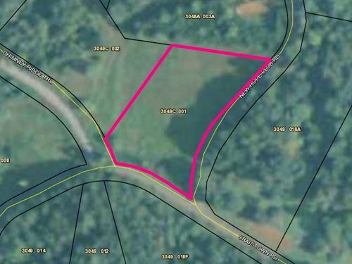 Lot 1 Chimney Ridge Sells Absolute : Ellijay : Gilmer County : Georgia