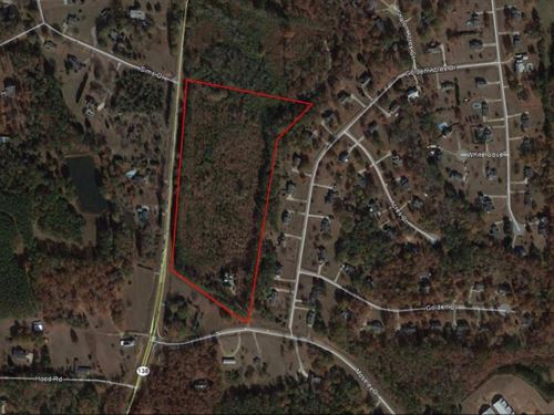 Versatile Tract Available : Stockbridge : Henry County : Georgia