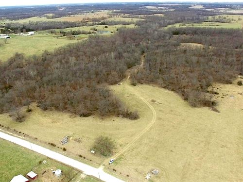 80.3 Acres County Rd 1114 : Madison : Monroe County : Missouri