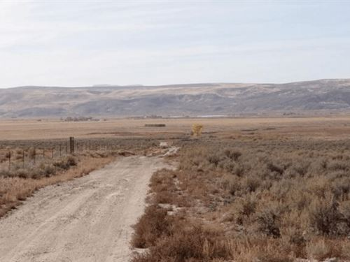 Nevada Property Near Ruby Mountains : Elko County : Nevada