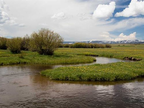 Double R Ranch : Walden : Jackson County : Colorado