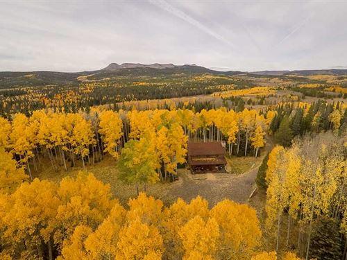 Singing Elk Ranch : Yampa : Routt County : Colorado