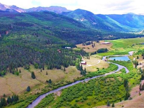 Red Cloud Ranch : Lake City : Hinsdale County : Colorado