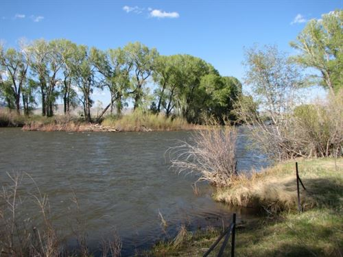 Roaring River Ranch : Del Norte : Rio Grande County : Colorado