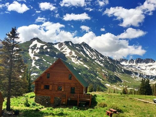 Amazing American Basin Views : Lake City : Hinsdale County : Colorado