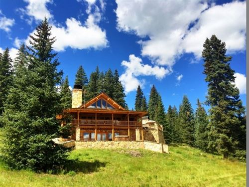 Little Willow Ranch : Powderhorn : Gunnison County : Colorado
