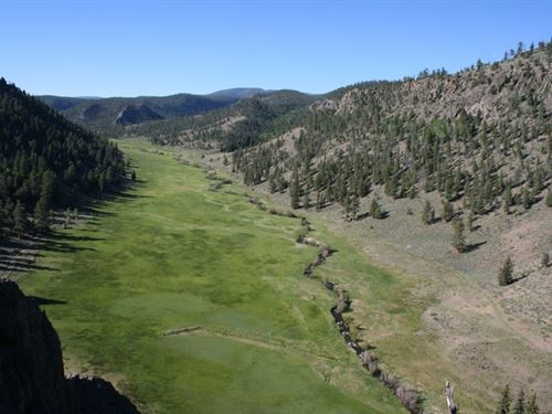 Ivordt Ranch : Powderhorn : Gunnison County : Colorado