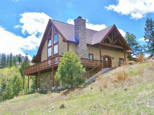 Willow Park Home : South Fork : Rio Grande County : Colorado