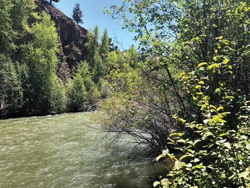 Lake City Riverfront Lots : Lake City : Hinsdale County : Colorado