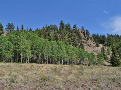 Red Bluff Estates, Lot 12 : South Fork : Rio Grande County : Colorado