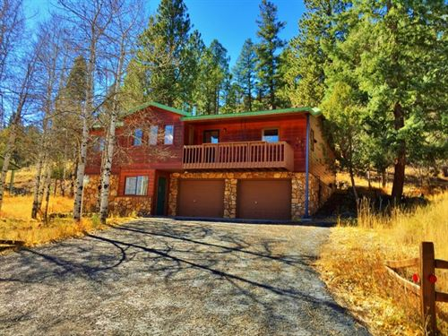 Mountain Retreat : South Fork : Rio Grande County : Colorado