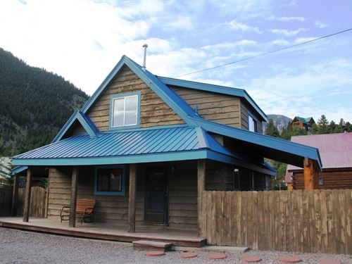 Huge Family Cabin And More : Lake City : Hinsdale County : Colorado