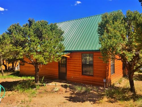 Affordable Vacation Cabin : South Fork : Rio Grande County : Colorado
