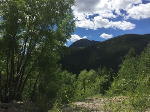 Lower Henson Mining Claim : Lake City : Hinsdale County : Colorado