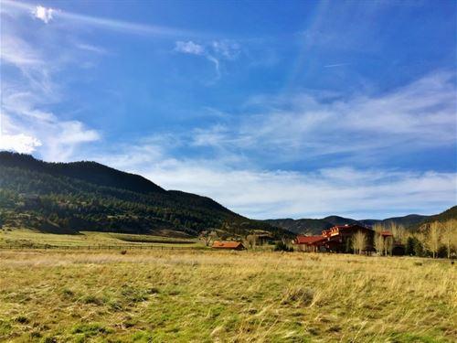 Rio Grande Golf Club Development Op : South Fork : Rio Grande County : Colorado