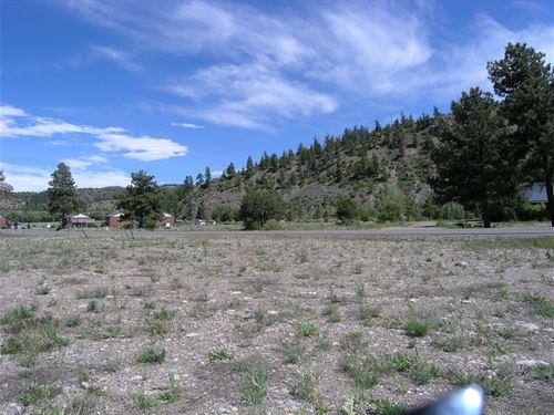 Jackson Heights Lot 9 : South Fork : Rio Grande County : Colorado