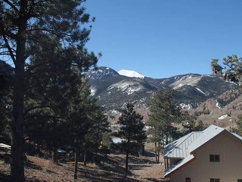 Lot On Golden Drive : Lake City : Hinsdale County : Colorado