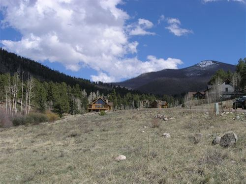 Creek Frontage Lot : South Fork : Rio Grande County : Colorado