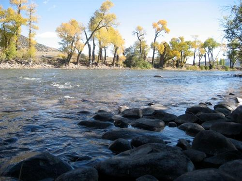 Rio Grande River Frontage : South Fork : Rio Grande County : Colorado