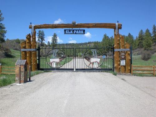 Elk Park Parcel : Pagosa Springs : Archuleta County : Colorado