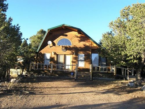 Darling Colorado Cabin : South Fork : Rio Grande County : Colorado