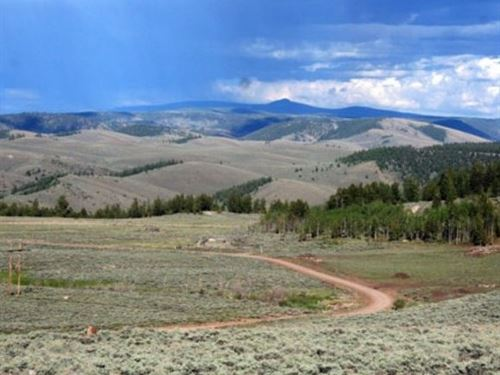 Powderhorn Paradise : Powderhorn : Gunnison County : Colorado