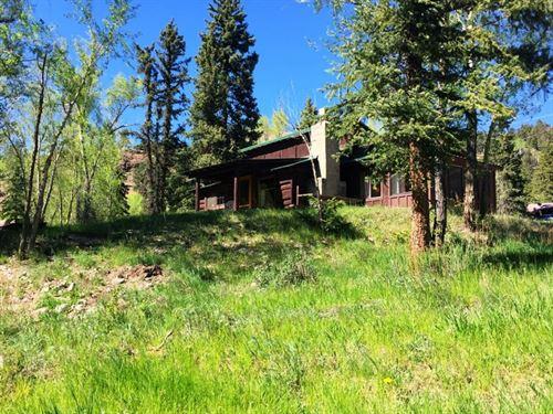 Horse River Ranch, Cabin 1 : Lake City : Hinsdale County : Colorado