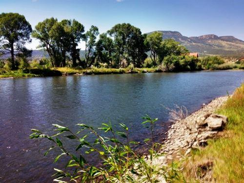 South Fork River Acreage : South Fork : Rio Grande County : Colorado