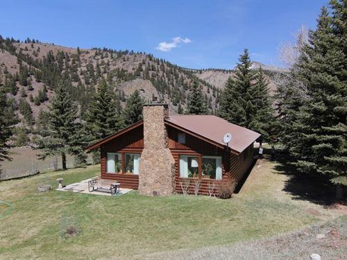 Elk Meadows Retreat : Lake City : Hinsdale County : Colorado
